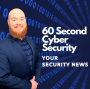 Artwork for Is stress bad for cybersecurity? More than you might think! 60 Second Cyber Security - Episode 8