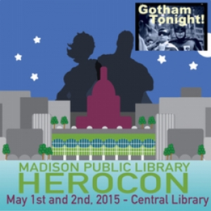 Live at HeroCon: Gotham Tonight!