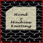 Artwork for Hand y Machine Knitting - Jenny Deters