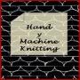 Artwork for Hand y Machine Knitting Bonus Interview Episode