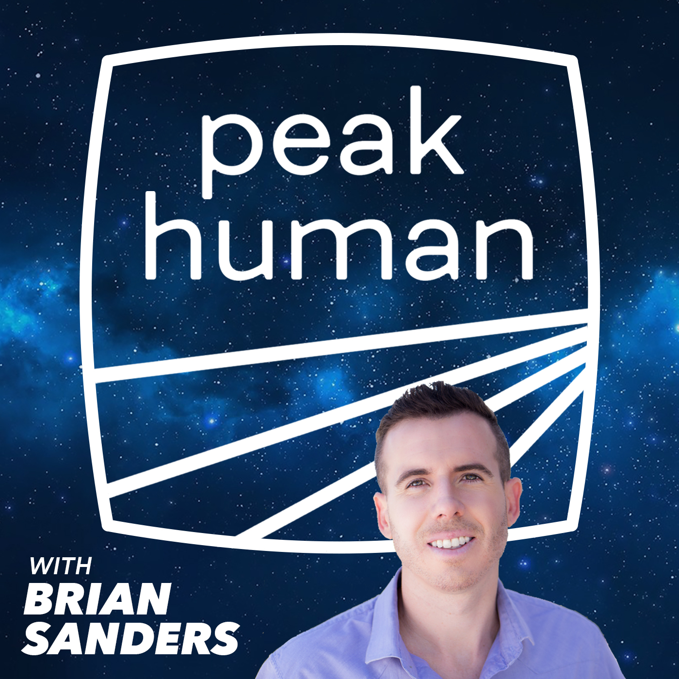 Peak Human - Unbiased Nutrition Info for Optimum Health, Fitness & Living show art
