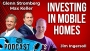 Artwork for Ep. 124 - Investing In Mobile Homes