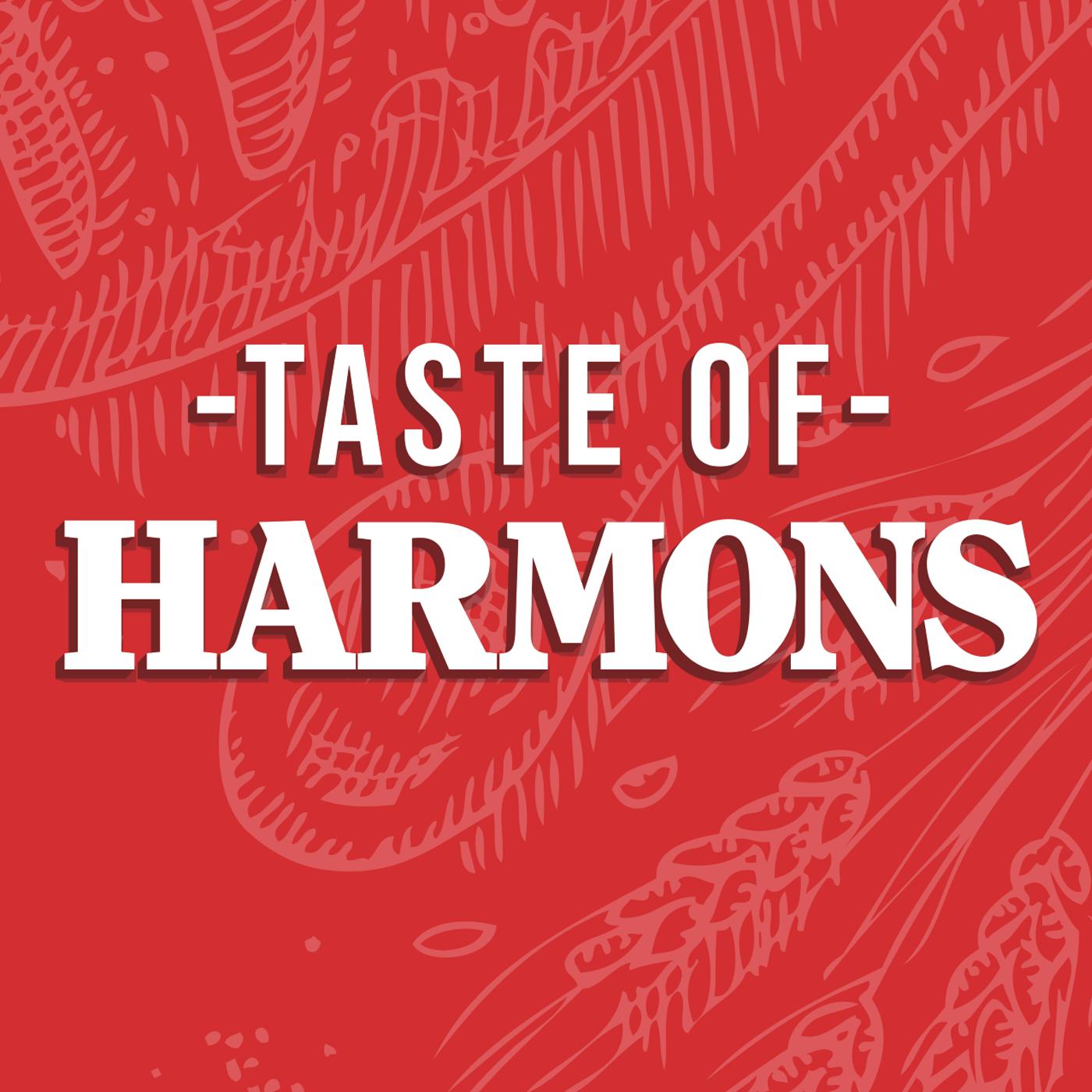 Taste of Harmons Podcast show art
