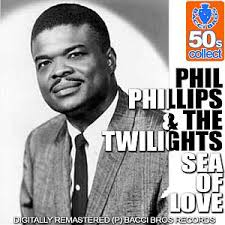 Phil Phillips - Sea of Love- Time Warp Radio Song of The Day (7/29/16)