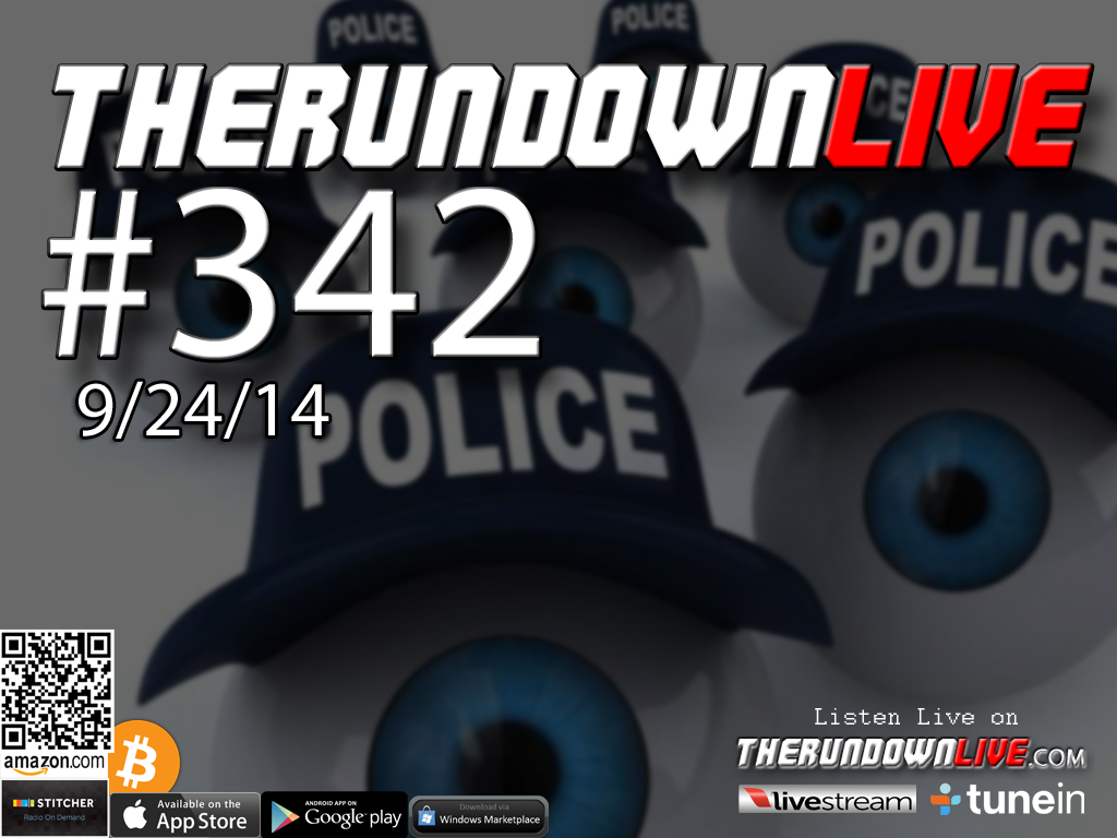 The Rundown Live #342 Open Lines (Stingray,Sandy Hook,Education)