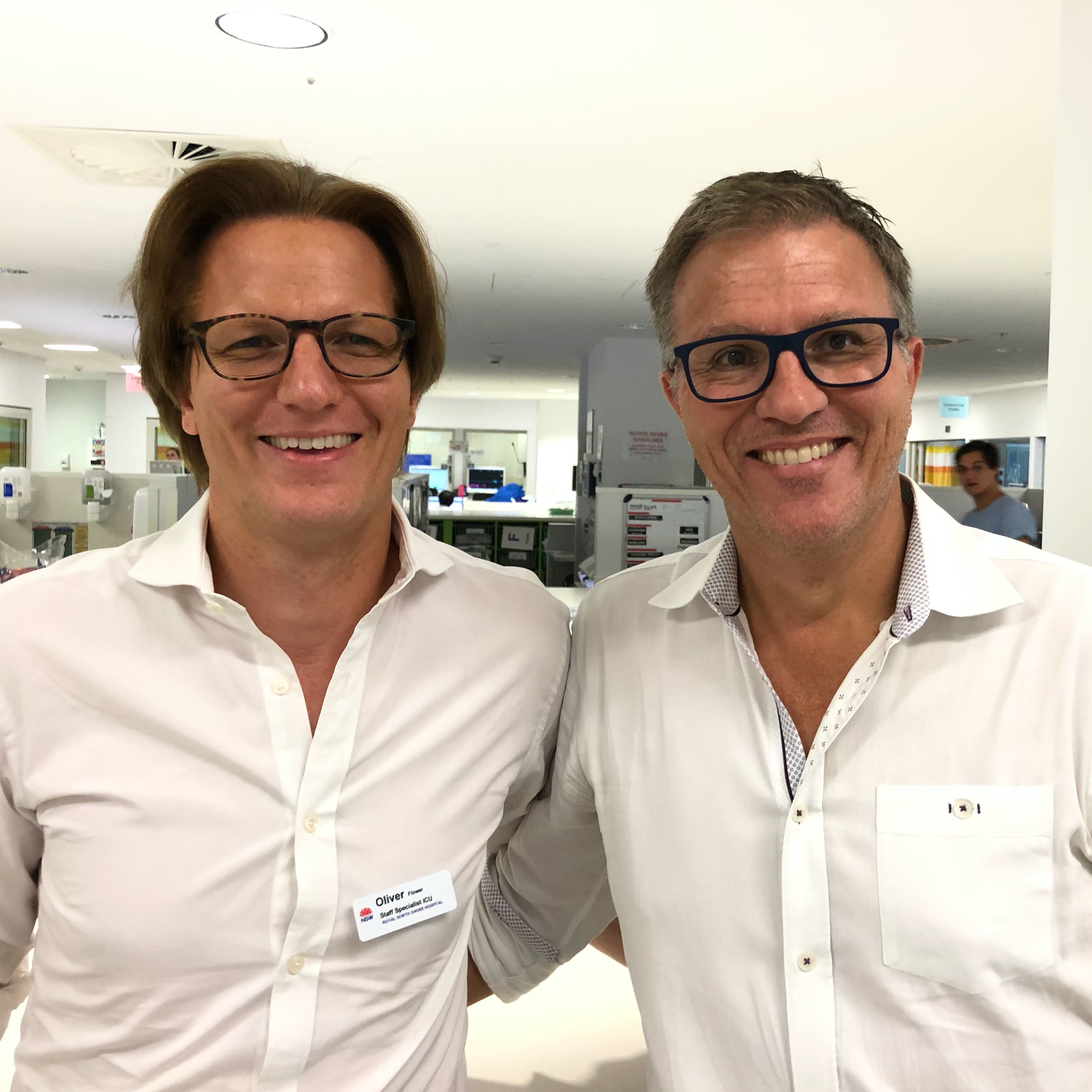 Episode 64: Roger Harris & Oliver Flower - The innovative educationalists behind SMACC and CODA