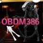 Artwork for OBDM386 - Malibu UFO Base