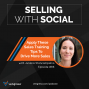 Artwork for Apply These Sales Training Tips To Drive More Sales, with Juliana Stancampiano, Episode #86