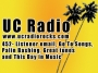 Artwork for 452 - UC Radio - Listener Email, Go to songs, Palin bashing, Great music and This Day in Music