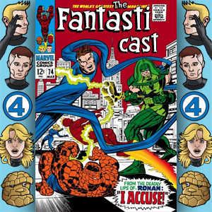 Episode 74: Fantastic Four #65 - From Beyond This Planet Earth!