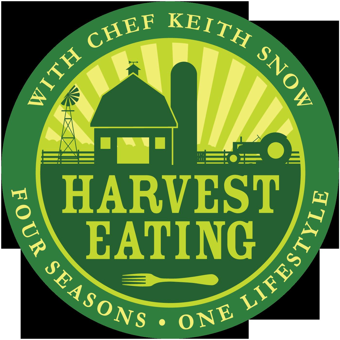 Harvest Eating Podcast show art