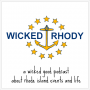 Artwork for Wicked Rhody: (12/8 - 12/10/17) Rhode Island 's Podcast About Life and Events in Providence, Newport and the Ocean State!