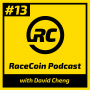 Artwork for #13: David Cheng - how he met and created a motorsport team with Jackie Chan