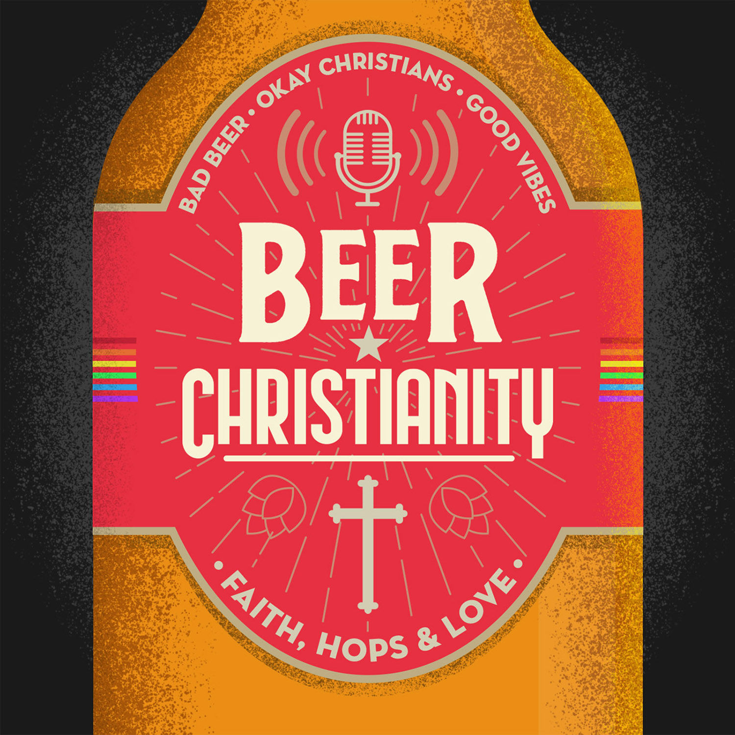 Beer Christianity podcast show art