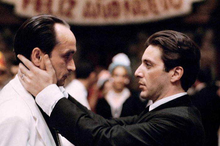 Cazale and Pacino