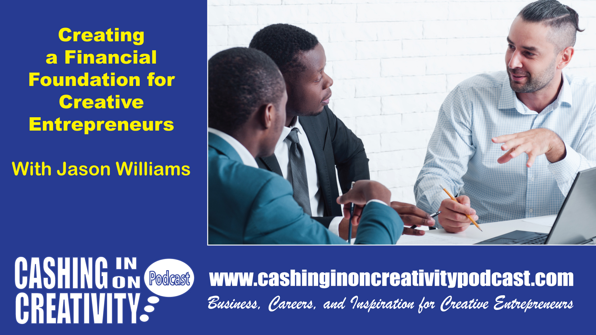 CC220 Building a Financial Foundation for Creative Entrepreneurs