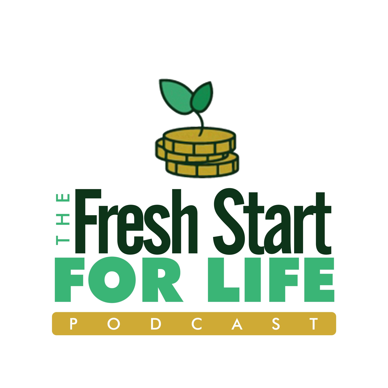 The Fresh Start For Life Podcast show art