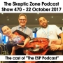 Artwork for The Skeptic Zone #470 - 22.Oct.2017