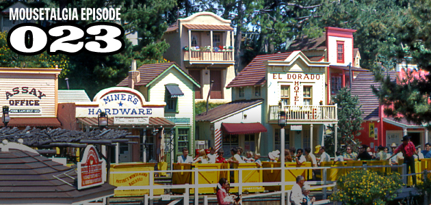 Mousetalgia Episode 23: Frontierland now and then