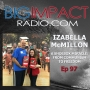 Artwork for Big Impact Ep. 97 - A Christmas Miracle - Izabella's Story of Freedom