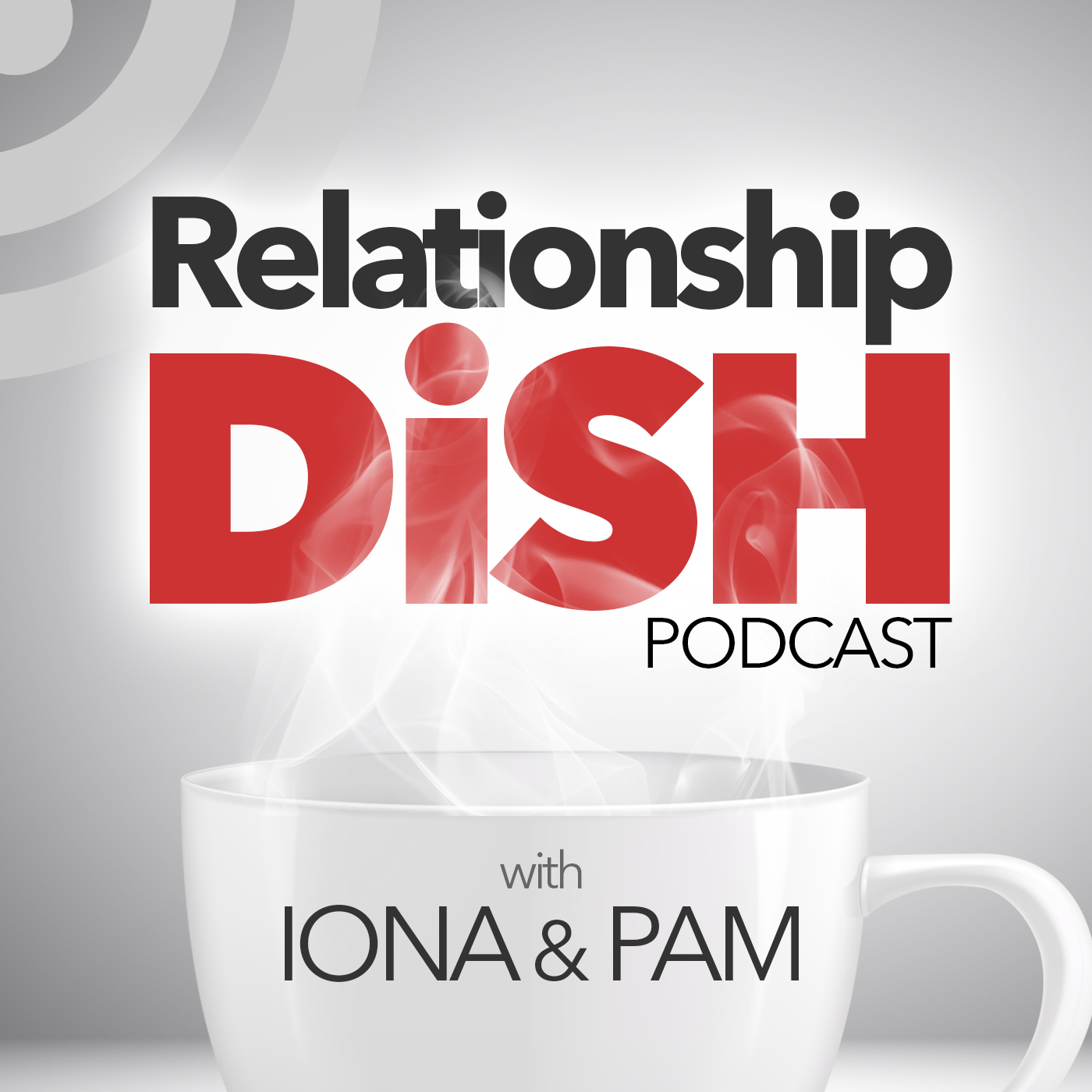 Relationship Dish - ep 028 / So We Have Big Emotions, Is That Such a Bad Thing?
