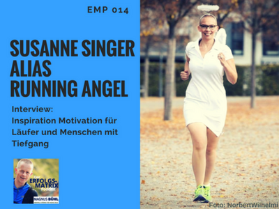 Susanne Singer alias Running Angel