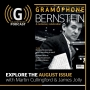 Artwork for Celebrating Bernstein, and this month's best recordings