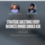 Artwork for #80 Key Strategic Questions Every Business Owners Should Ask with Karan Anand