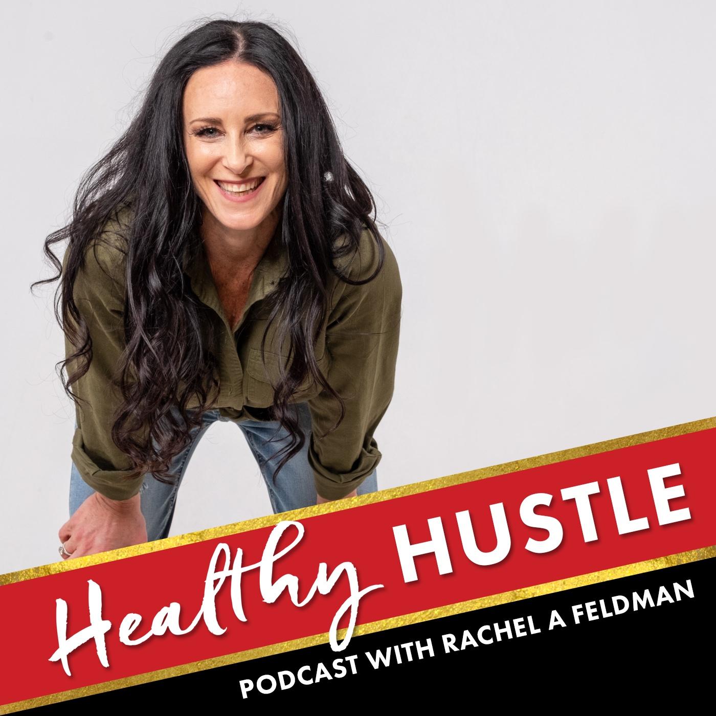 Healthy Hustle show art