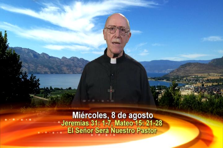 Artwork for Dios te Habla con Fr. Lenny de Pasquale;  Tema el hoy: El Señor será nuestro pastor.