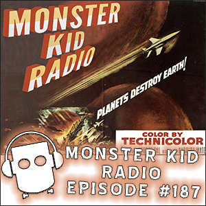 Monster Kid Radio #187 - When Worlds Collide with Scott Morris