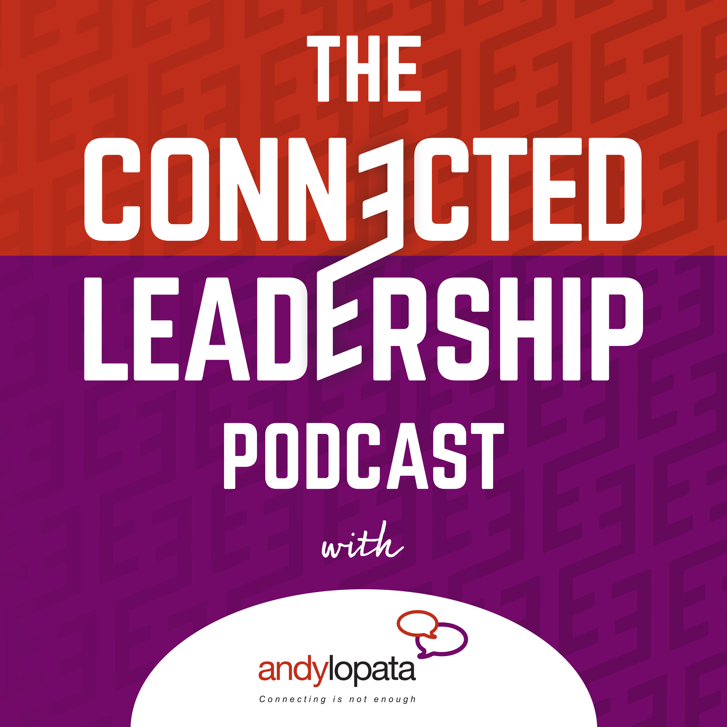 The Connected Leadership Podcast show art