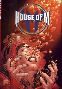 Comics on Infinite Earths-House of M