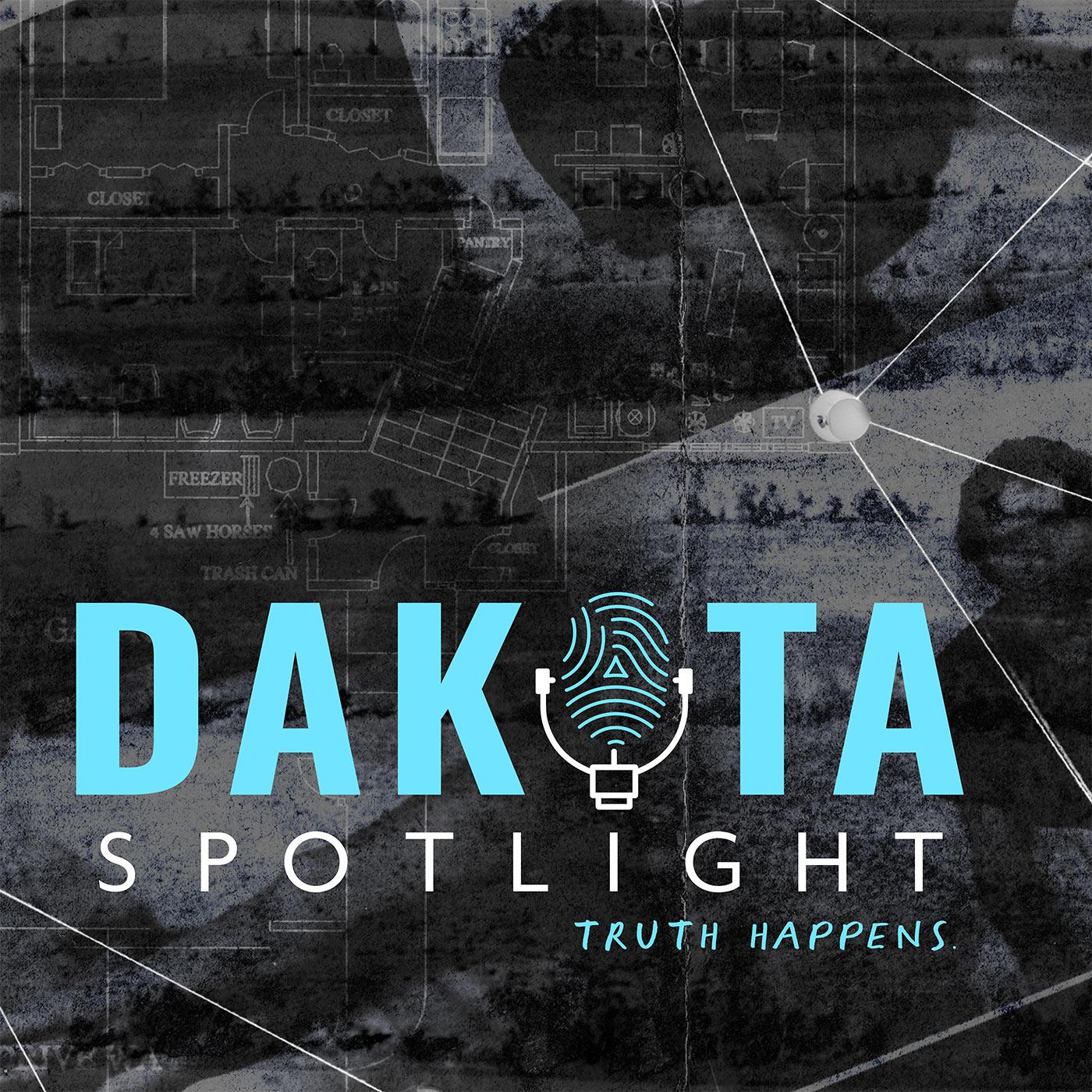 Dakota Spotlight Podcast show art