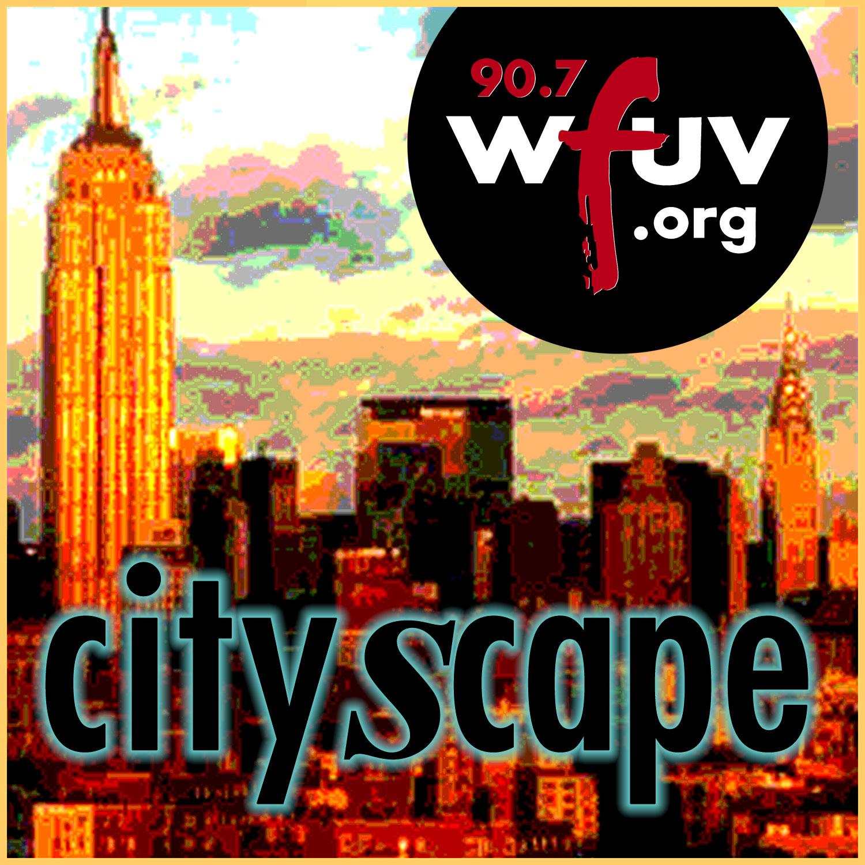 WFUV's Cityscape logo