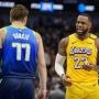 Artwork for The Lakers Are Back! Breaking Down LA vs DAL, LeBron & Davis' Form, Waiters Island
