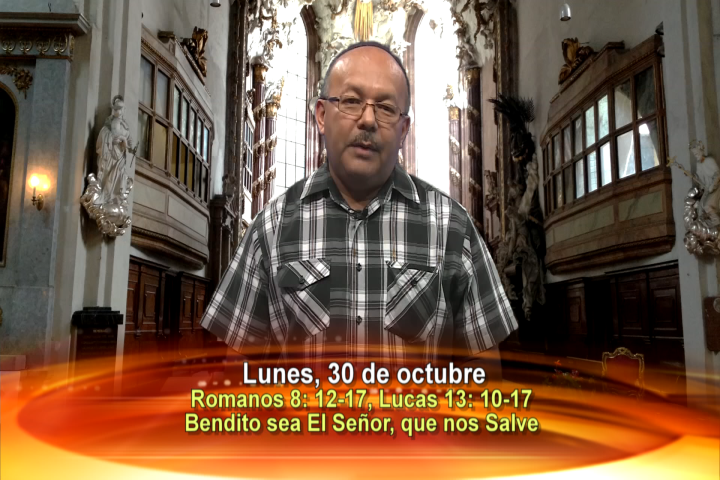 Artwork for Dios te Habla con P. Luis Antonio Vergara, SVD.  El tema: Bendito sea el Señor, que nos salve.