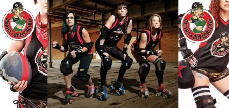 Episode 172 - A visit from the Omaha Roller Girls!