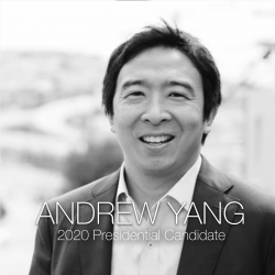 Andrew Yang, 2020 Presidential Candidate, on The Freedom Dividend and the Future of America