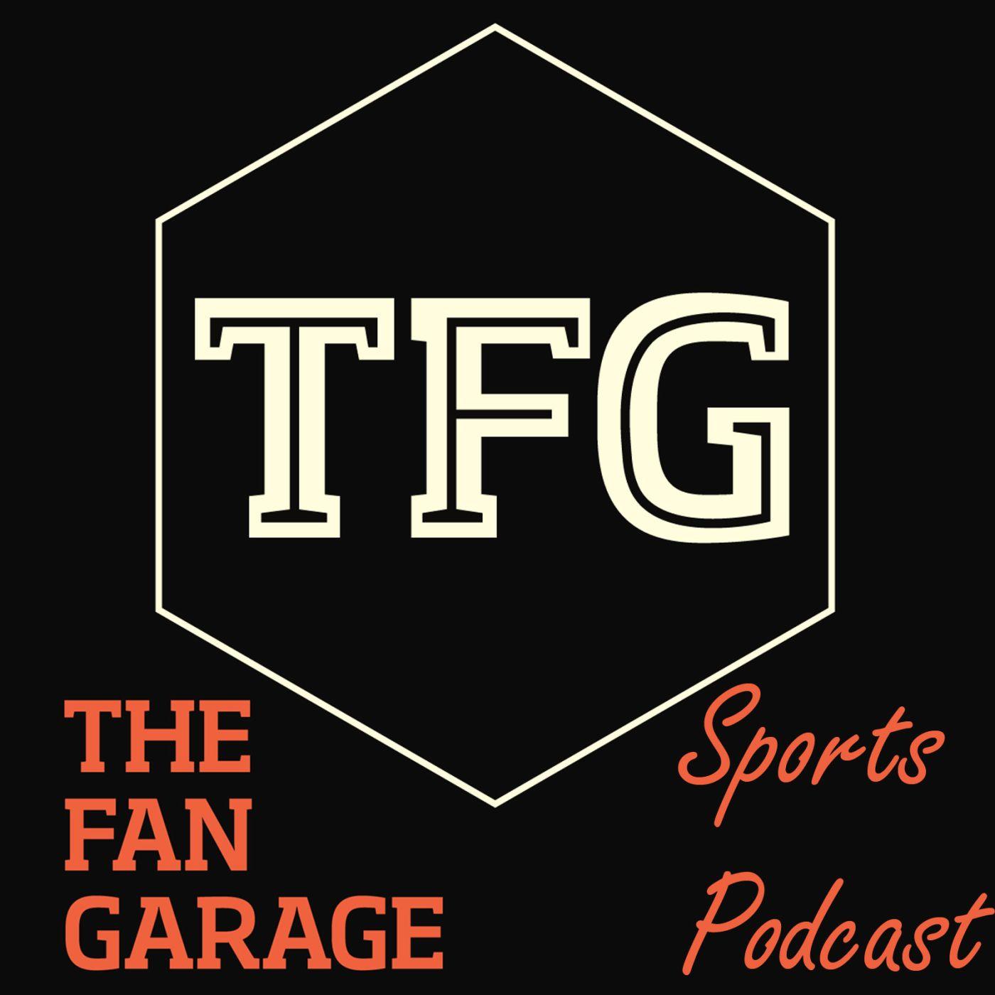 TFG Sports Podcast show art
