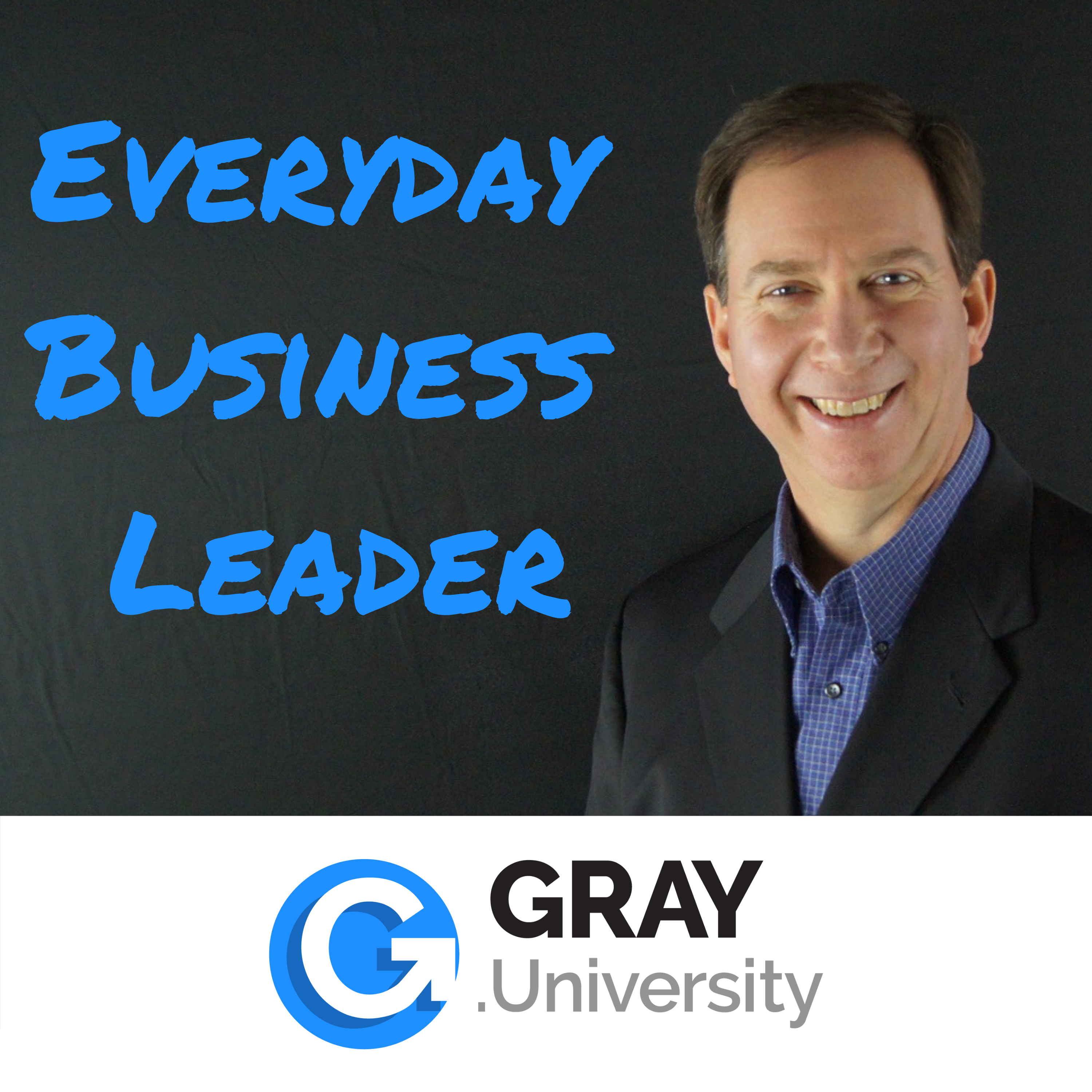 Everyday Business Leader show art
