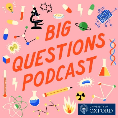 Oxford Sparks Big Questions  show image