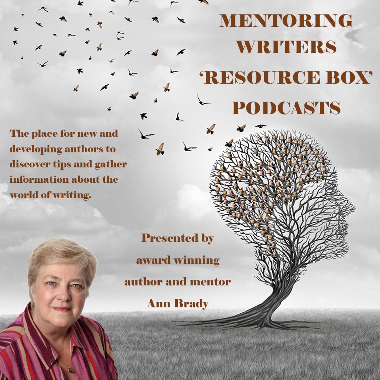 Mentoring Writers Resource Box show art