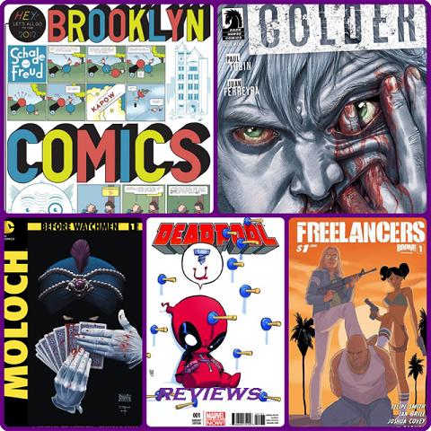 Episode 446 - Brooklyn Comics and Graphics Festival!