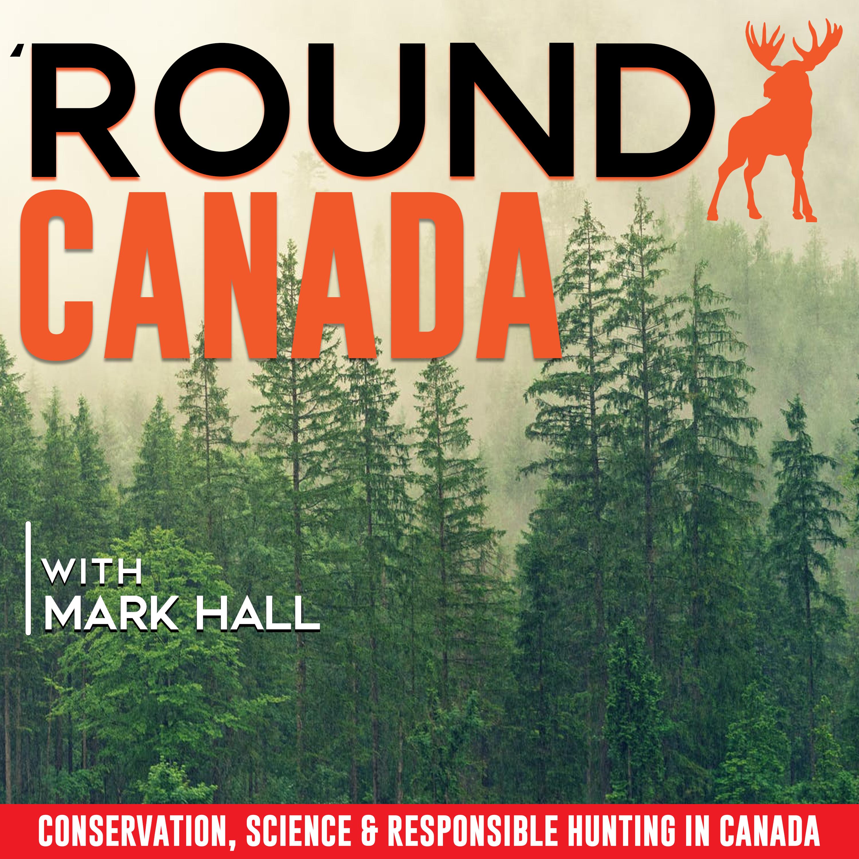 Round Canada Podcast show art