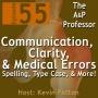 Artwork for Communication, Clarity, & Medical Errors | Episode 55