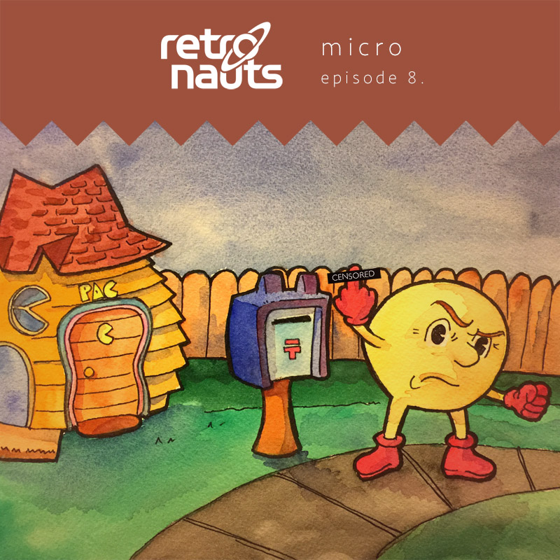 Retronauts Micro Episode 8: Pac-Man 2: The New Adventures