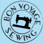 Artwork for Introducing the Bon Voyage Sewing Podcast!