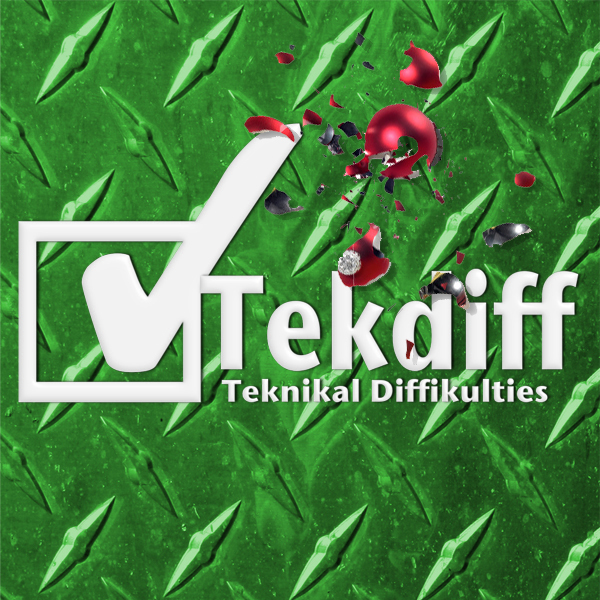 Tekdiff 12 Days of Xmas day 8