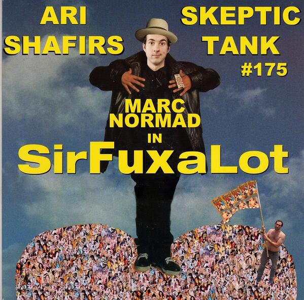 #175: Sir Fuxalot (@MarkNorm)
